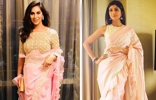 Shilpa Shetty or Upasana Kamineni- Who ravished better in frill sari?