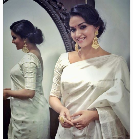 Keerthy Suresh on her role in Mahanati: Even trolls will appreciate me