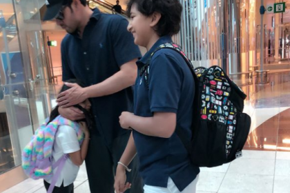These pictures of Mahesh Babu bonding with his kids as they go on a holiday to Paris are too adorable!