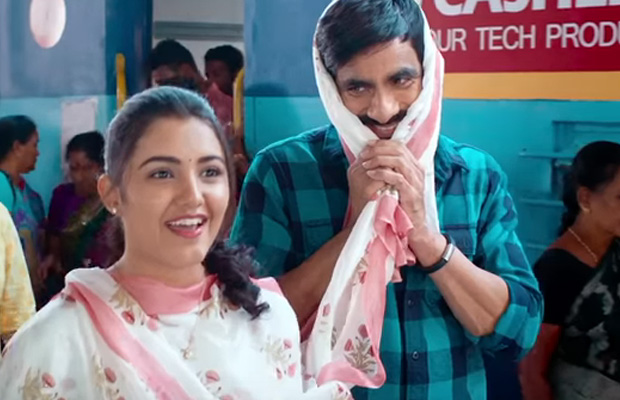 Watch: Teaser of Nela Ticket starring Ravi Teja is out now