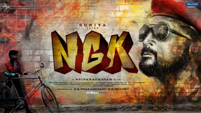 Selvaraghavan is all praises for NGK stars Suriya, Sai Pallavi and Rakul Preet Singh