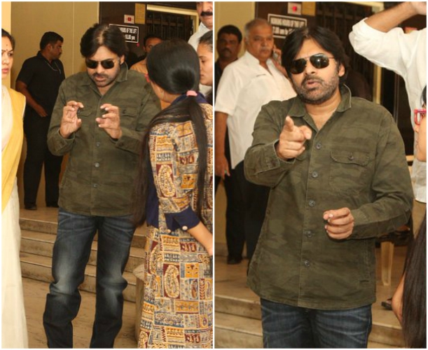 Watch: Pawan Kalyan is all irked as he talks to brother Nagendra Babu and Allu Arjun!