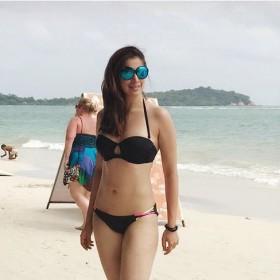 Hotness alert! Bikini-clad Raai Laxmi looks scorching in this pic