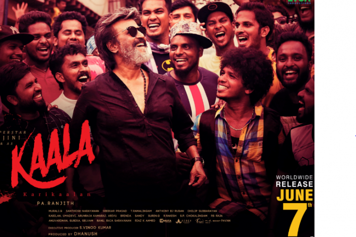Satellite rights of Rajinikanth's Kaala sold to Star Network