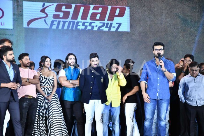 Film industry is the only corruption-free industry in the world: Ram Charan
