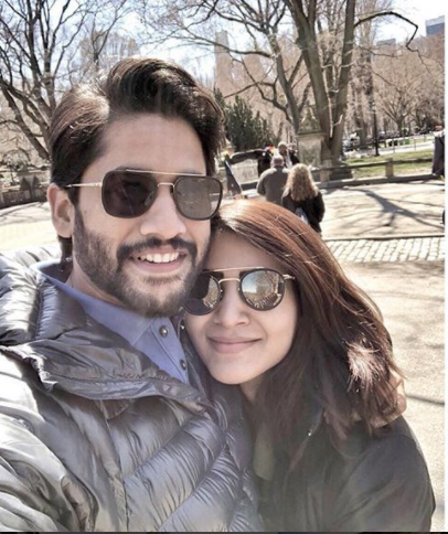Samantha Akkineni and Naga Chaitanya talk about their baby's arrival!
