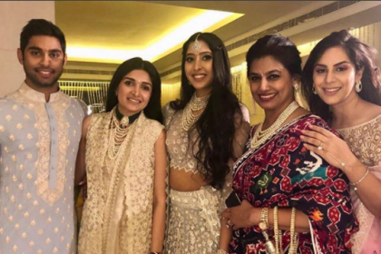 Ram Charan, Upasana and other celebs at Shriya Bhupal-Anindith Reddy's engagement! See photos