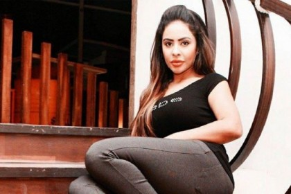 Sri Reddy Row: Following NHRC's notice to Telangana government, Ban on Telugu actress lifted