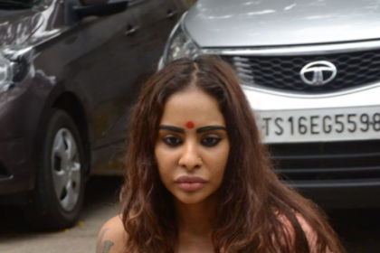 Following her stripping act against casting couch, Sri Reddy asked to vacate house