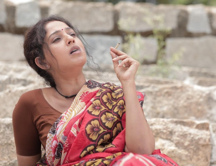 Suman Ranganathan as gangsta leader Sundri in Dandupalyam 4, See photos!