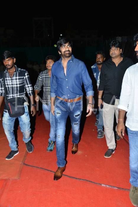 Photos: Pawan Kalyan graces the audio launch of Ravi Teja starrer Nela Ticket