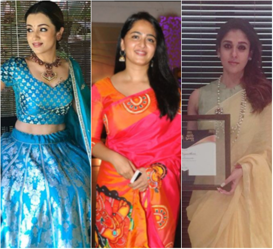 From Trisha to Nayanthara, Anushka Shetty: South Indian actresses breaking the age myth in the cinema!