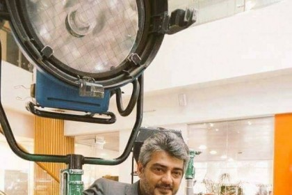 After Hyderabad, shooting of Ajith starrer Viswasam will now move to Mumbai