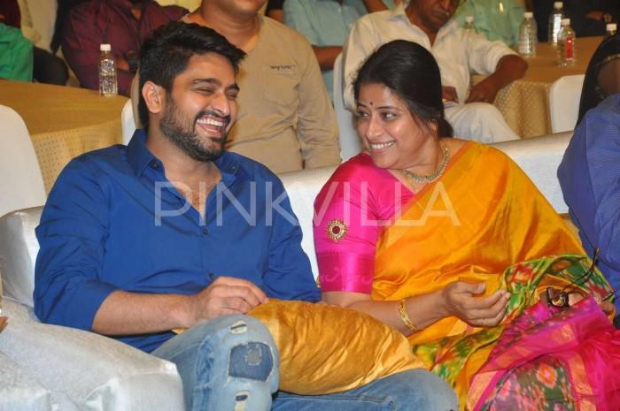 Photos: Pre-release event of Naga Shaurya and Shamili starrer Ammammagari Illu