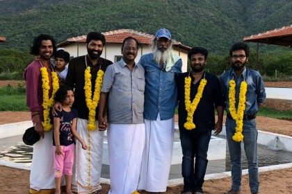 Filmmaker Arun Prabhu of Aruvi fame joins hands with top production house for his next