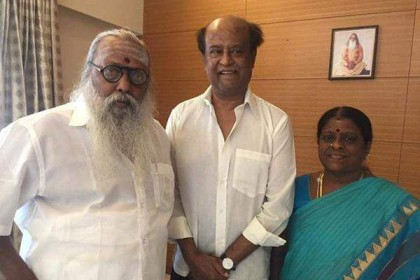Balakumaran's dialogues were huge reasons for Baasha's big success, said Rajinikanth after paying tribute
