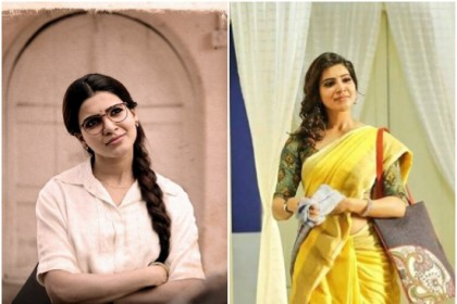 Samantha Akkineni gearing up for double bonanza this week – Irumbu Thirai and Nadigaiyar Thilagam