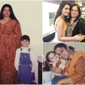 Photos: Raashi Khanna, Kajal Aggarwal many other actors celebrate Mother's Day
