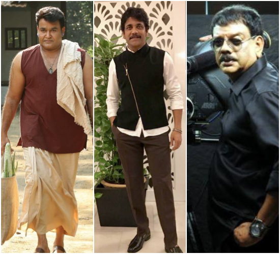 Priyadarshan's upcoming film Marakkar with Mohanlal will also star Akkineni Nagarjuna