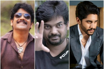 Puri Jagannadh planning a multi-starrer with Nagarjuna and Naga Chaitanya, say reports