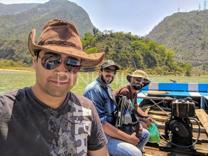 Photos: Adivi Sesh and Sobhita Dhulipala starrer Goodachari being shot near the serene Himalayan locations