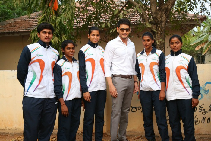 Mahesh Babu sponsors free sports Rehab center to encourage underprivileged National Athletes