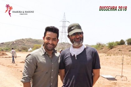Jr NTR's film with Trivikram Srinivas gets a title? Read to know more