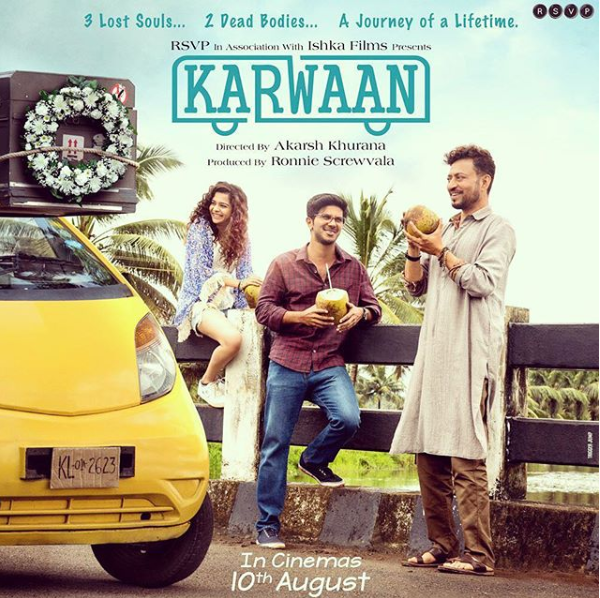 Here's what Karwaan director Akarsh Khurana has to say about Dulquer Salmaan's command over the Hindi language