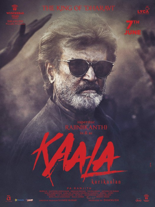 Rajinikanth's Kaala is gearing up for release on June 7 and these posters are making the wait harder