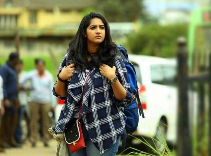 Ready to wait for scripts that makes sense to me, says Uncle and CIA actor Karthika Muralidharan