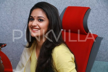 Keerthy Suresh: I will never make the mistakes that Savitri ma'am did in her life and career