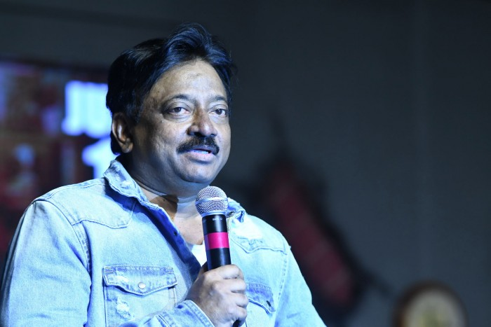 Ram Gopal Varma: Despite me not doing any good deeds, I got a good man called Nagarjuna in my life