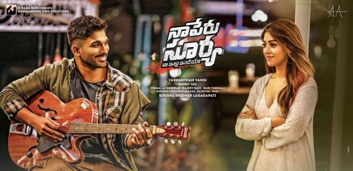 Why Allu Arjun starrer action entertainer Naa Peru Surya is a must watch!
