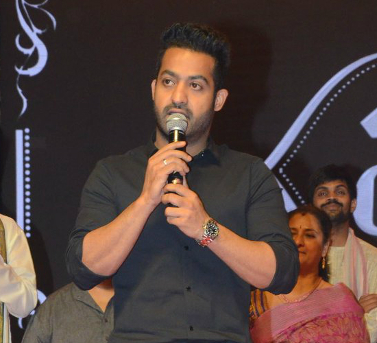 Jr NTR about Mahanati: No words to describe the performance given by Keerthy Suresh