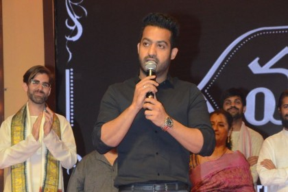 Will never reprise any role played by my grandfather N T Rama Rao: Jr NTR at Mahanati audio launch