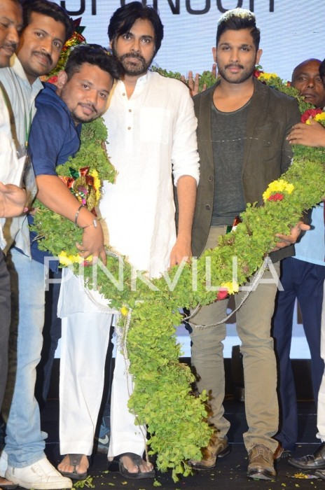 Naa Peru Surya success meet: Allu Arjun, Pawan Kalyan and others grace the event
