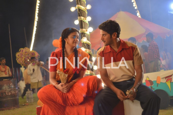 Keerthy Suresh and Dulquer Salmaan starrer Nadigaiyar Thilagam set for the grand release, check out stills!