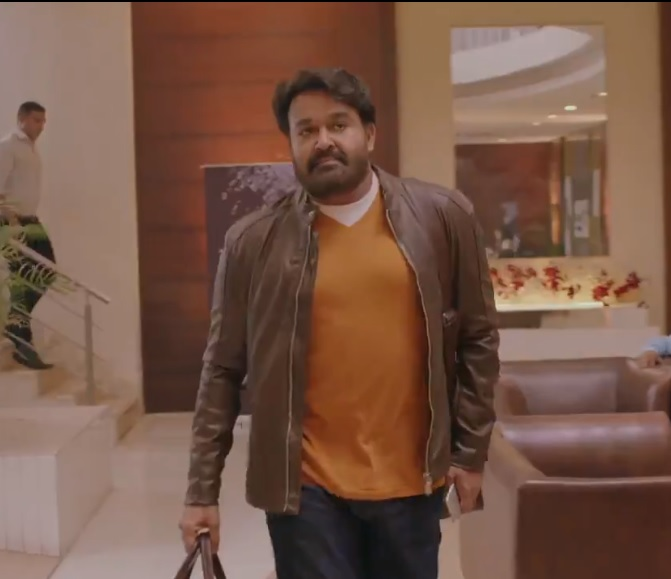 Trailer of Neerali starring Mohanlal, Nadia and Parvatii is out now
