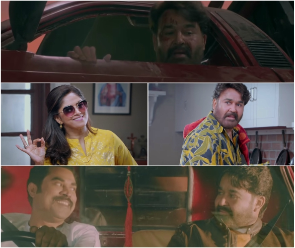 Neerali Teaser: From Mohanlal-Nadia's chemistry to a horrendous car accident, this Ajoy Varma film has it all