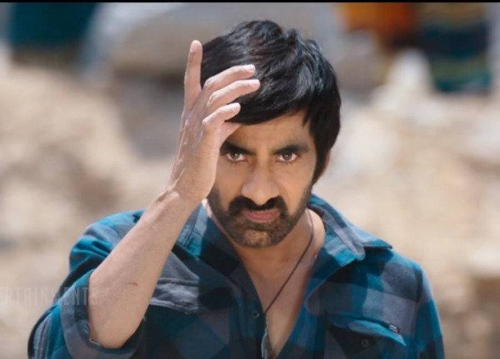 Nela Ticket Trailer: Another massy affair with Ravi Teja as the central character