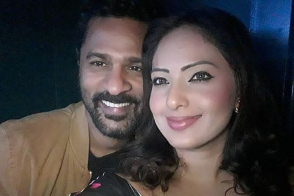 Nikesha Patel clarifies on rumours of her wedding with Prabhu Deva