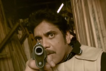OFFICER Second teaser: Nothing seems to be new in this routine RGV cop story