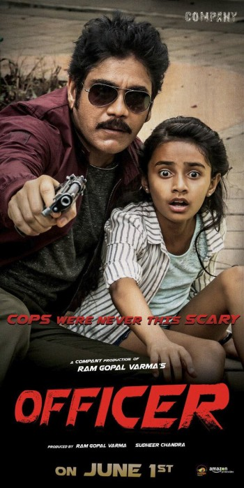 Ram Gopal Varma and Akkineni Nagarjuna's Officer is based on a real-life cop story