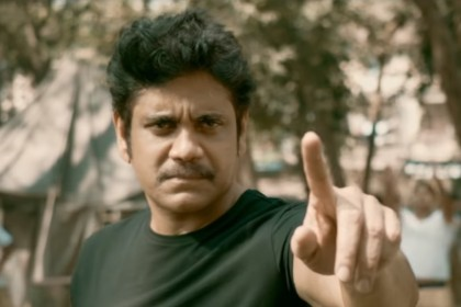 Officer Trailer: Akkineni Nagarjuna as a ruthless cop will leave you asking for more