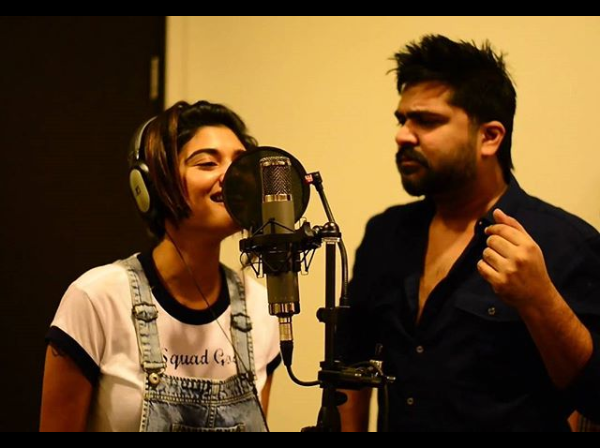 Watch: Simbu composes a soothing romantic number for Oviya starrer 90 ML