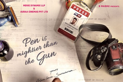 First look of Nikhil Siddhartha's upcoming film to be out on his birthday
