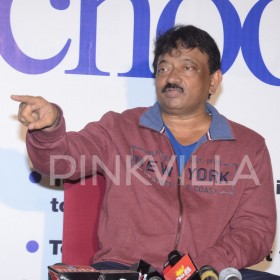 Photos: Ram Gopal Varma at the launch of his film institute RGV UnSchool