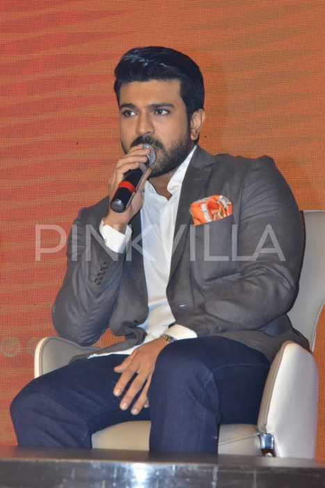 Want to work with Rajkumar Hirani, says mega power star Ram Charan