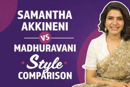Watch Video: Samantha Akkineni's perspective of fashion and style in Mahanati