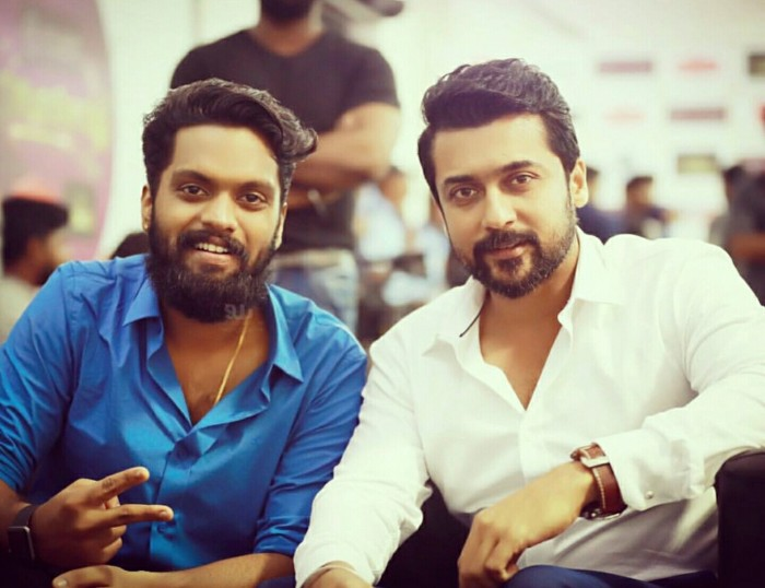 Suriya Sivakumar attends AMMA Mazhavil and these photos are going viral